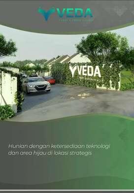 Rumah Pertama di Bogor dengan Konsep Smart and Green Village