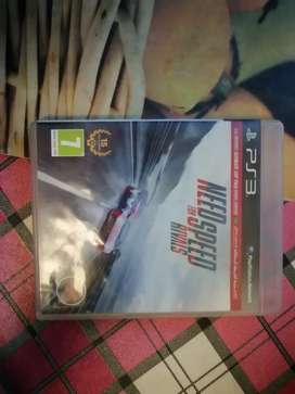 Need for speed for ps3 and call of duty black ops and black ops 2