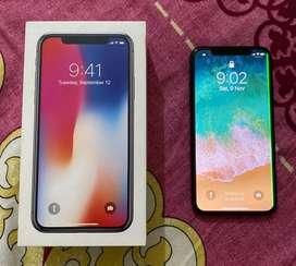 Iphone 10 space grey 256 gb