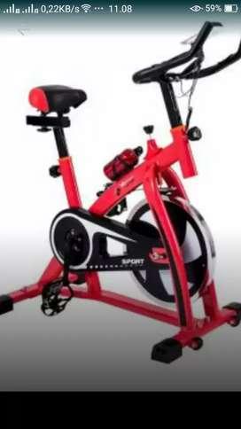 Terbaru spining bike harga murah