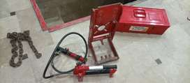 Camber plate, camber puller, steering lock, brake lock available sell.