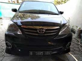 Toyota Avanza s manual 2011