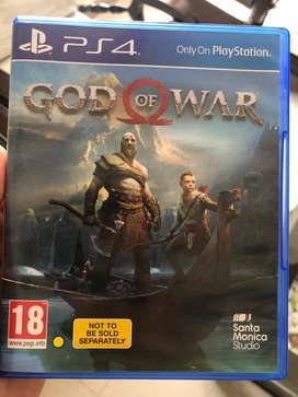 God of war cd