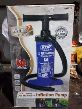 Bestway inflation pump 16inch / pompa ban renang tangan manual