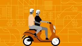 uber moto bike taxi in chennai free 500