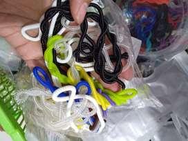 pelindung kabel pir spiral cable protector warna (sinar kita)
