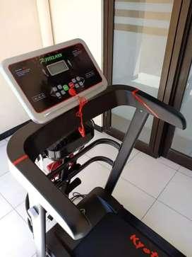 Treadmill Elektrik Kyoto Tek. Jepang // Trestaan SQ 14F01