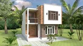 bangunan baru + garasi