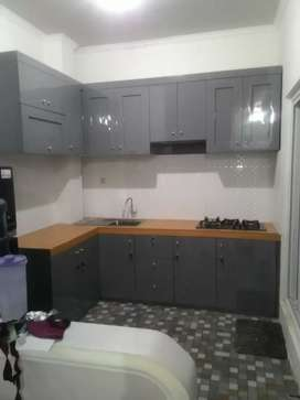 Kitchen set minimalis awet dan murah