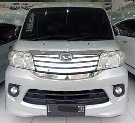 Luxio X 1.5 MANUAL 2014(Km 70 an)Mulus Siap Pakai