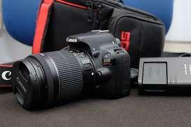 Canon Kiss X7/100D kit 18-55 STM