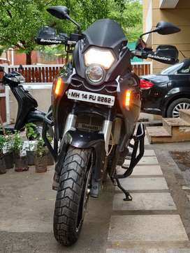 Benelli 600 GT, 40k kms Ridden, In mint condition