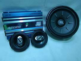 Paket Audio Combi JBL