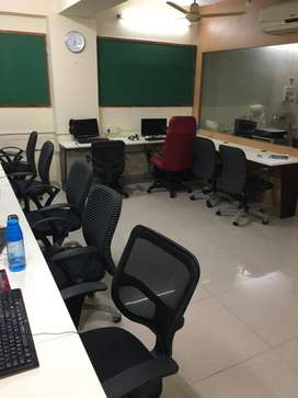 full furnished office available in v times square
