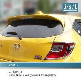 Spoiler All New BRIO + lamp w/ colour // KIKIM VARIASI