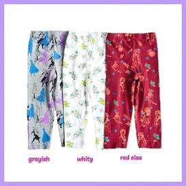 Legging Melya  Matt cotton strech Premium, jahitan rapi Motif