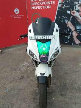 Good Condition Hero Karizma RV1.0 with Warranty |  8608 Jaipur