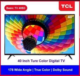TCL LED TV 40 inch Tipe 40B3