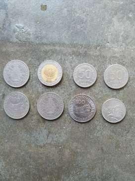 Bagi yang berminat uang koin lama