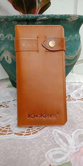 Dompet kulit Lipat Panjang