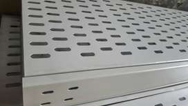 Electrical Cable Routing cable tray ladder perforated mesh ss duct