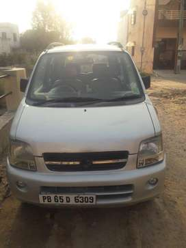 WAGON R IN GOOD CONDITION IN MOHALI