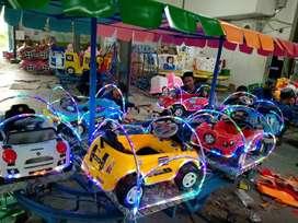 odong odong kereta panggung ND mobil bbg mainan anak