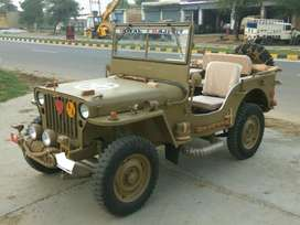 Army design willy jeep for sale