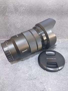 Lensa sony e 18 105mm G OSS f4