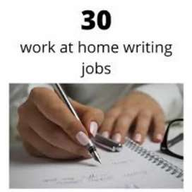 Work from home handwriting and typing work ghar se