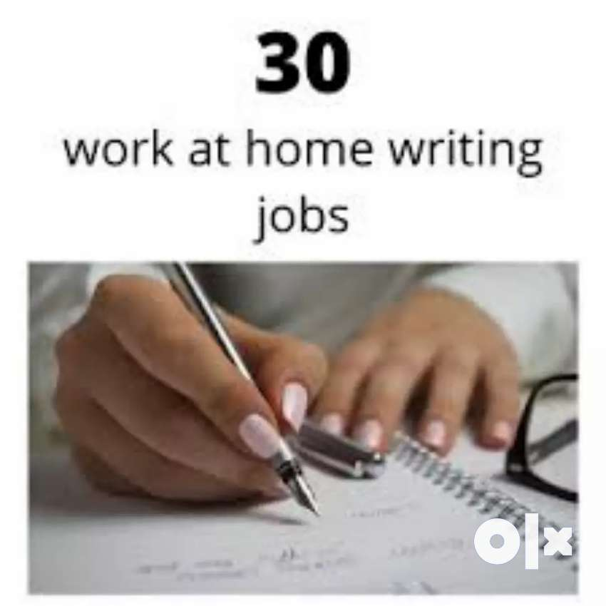 Work from home handwriting and typing work ghar se 0