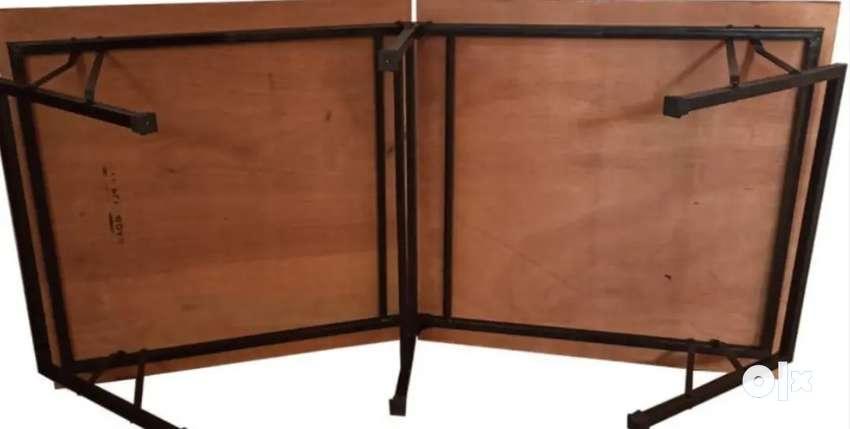 Folding plywood 4x6
