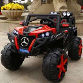 battery operated cars and bikes are available contact us