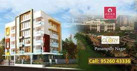 3 BHK Spacious Premium Apartment Near Walkway Panampilly Nagar