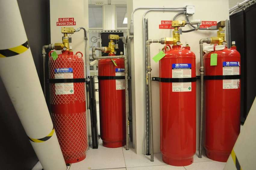Refilling of fire Extinguishers and supply of safety equipment 0