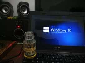 Instal ulang laptop pc