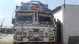 TaTa  10 tyres  truck  2013 model
