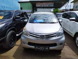 Dp. 15 jt - Toyota Avanza 1.3 G M/T 2014
