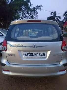 Maruti Suzuki Ertiga 2014 Diesel Good Condition