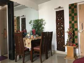 1 Bhk Fully Furnished Flat For Rent In PARKWOODS Behind D-mart Thane.