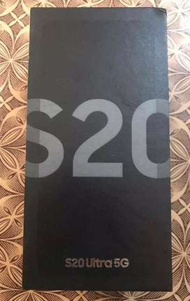 Samsung S20 Ultra 5G for sale or exchange