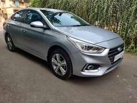 Hyundai Verna 2011-2014 1.6 SX VTVT (O) AT, 2019, Petrol