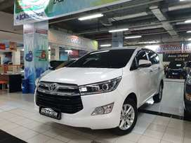 Toyota Innova 2.4 V AT Km 30 rb 2018 Pajak Baru Sangat Istimewah