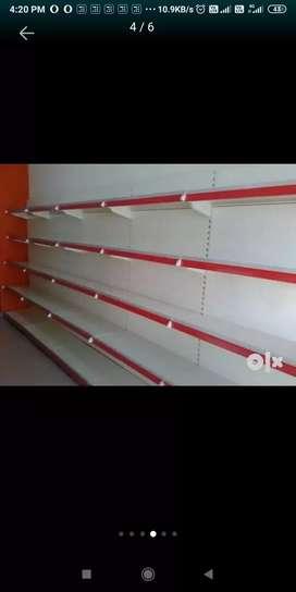 I Need supermarket racks in goa