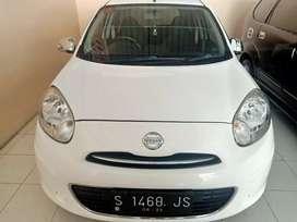 Nissan March 1.2 M/T 2013 Istimewa DP 30 Juta