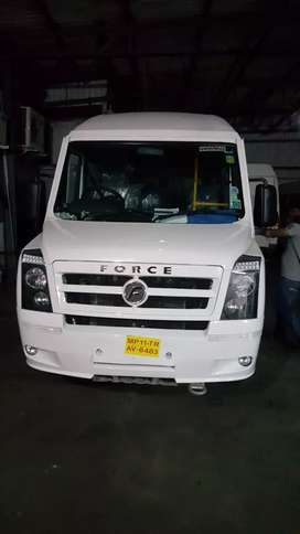 FORCE TRAVELLER MAXI CAB NEW BS 4