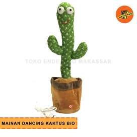 MAINAN KAKTUS B/O - Mainan Dancing Kaktus