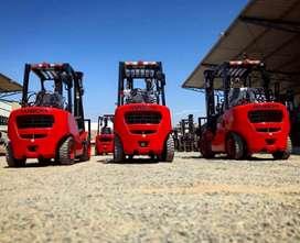 Promo Terbaru Forklift Hangcha Murah New Unit Di Klaten Jateng