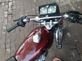 Excellent Honda 125 Total geniun