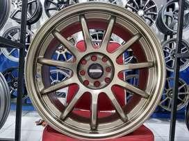 Velg Mobil Honda Freed Mobilio Jazz Ring 17 HSR Drift Yankee Padang
